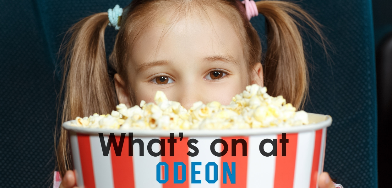 what's on at odeon cinema